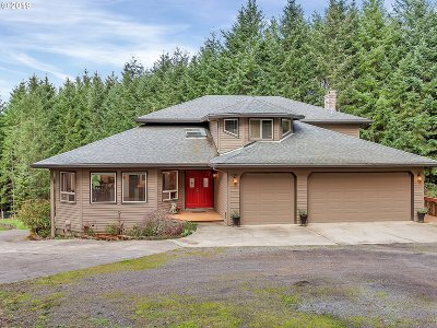 Newberg Single Family Home For Sale: 19250 NE Jaquith Rd