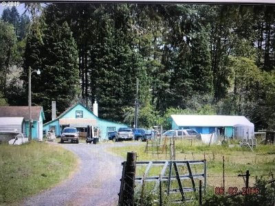 Clackamas County, Columbia County, Jefferson County, Linn County, Marion County, Multnomah County, Polk County, Washington County, Yamhill County Single Family Home For Sale: 30758 Beaver Homes Rd