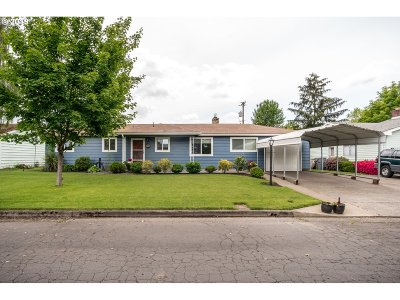 Albany Single Family Home For Sale: 810 32nd Ave SE