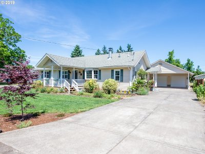 Eugene Single Family Home For Sale: 3555 Sisters View Ave