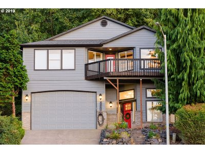 Camas Single Family Home For Sale: 3534 NW Firview Cir