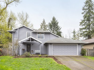 Single Family Home For Sale: 7950 SW Magnolia Pl