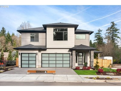 Beaverton Single Family Home For Sale: 11709 SW Sophia Ct