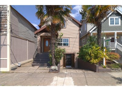 Portland Single Family Home For Sale: 4005 SE Sherman St