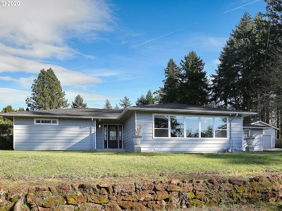 Beaverton Single Family Home For Sale: 4240 SW 102nd Ave
