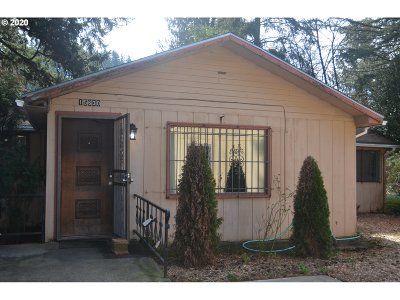 Portland Single Family Home For Sale: 15630 SE Powell Blvd