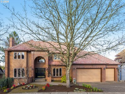 Beaverton Single Family Home For Sale: 18001 SW Ingrid Ter