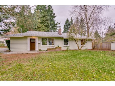 Portland Single Family Home For Sale: 2625 NE Fremont Dr