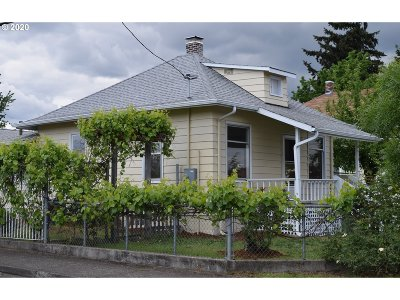 Portland Single Family Home For Sale: 6639 SE 85th Ave