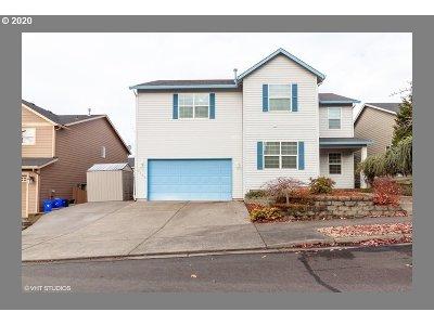 Gresham Single Family Home For Sale: 6259 SE 32nd Ter