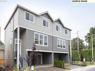 Beaverton Single Family Home For Sale: 3789 SW Ekin Ter