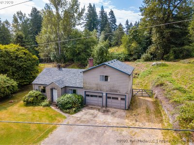 Oregon City Single Family Home For Sale: 17342 S Henrici Rd