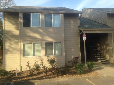 Woodburn Condo/Townhouse Sold: 1030 Park Ave #D-6