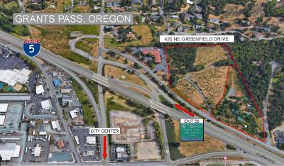 Grants Pass Residential Lots & Land For Sale: 420 NE Greenfield Road
