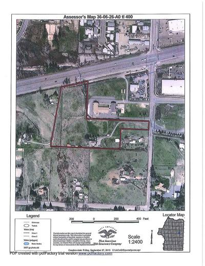 Grants Pass Residential Lots & Land For Sale: 1856 Dowell Road