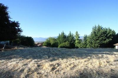 Jackson County, Josephine County Residential Lots & Land For Sale: 3922 Piedmont Terrace