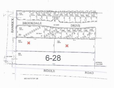 Jackson County, Josephine County Residential Lots & Land For Sale: 4286 Hamrick Road