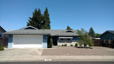 Single Family Home Sold: 520 Barnum Drive