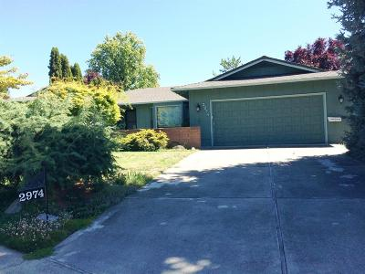 Single Family Home Sold: 2974 Siskiyou Boulevard