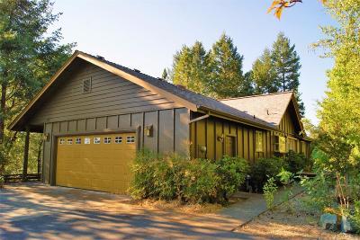 Merlin Single Family Home For Sale: 1601 Hugo Road