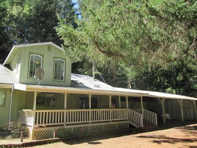 Jackson County, Josephine County Single Family Home For Sale: 3360 Rockydale Road