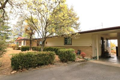 Grants Pass OR Single Family Home Sold: $255,000