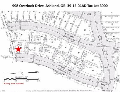 Residential Lots & Land For Sale: 998 Overlook Drive