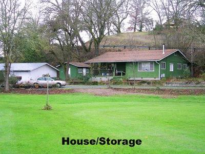 Grants Pass Single Family Home For Sale: 4441 Upper River Road