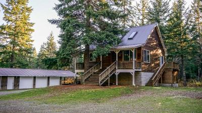 Jackson County, Josephine County Single Family Home For Sale: 24283 Graves Creek Road
