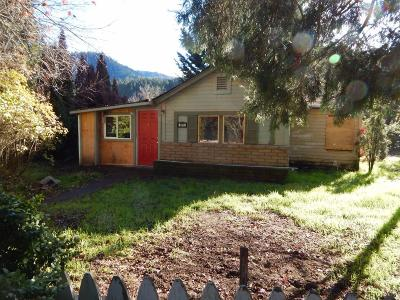 grants pass Single Family Home For Sale: 6575 Rogue River Highway