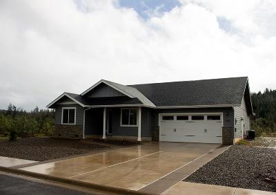 Jackson County, Josephine County Single Family Home For Sale: 223 Retirement Lane