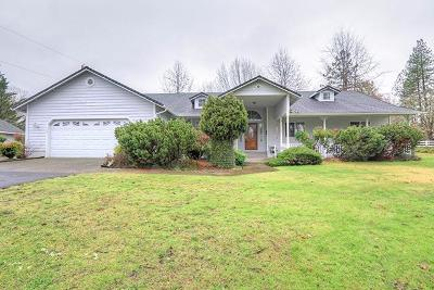 Merlin Single Family Home For Sale: 1110 Wildflower Drive