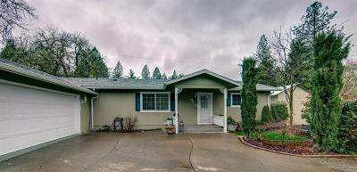 Merlin Single Family Home For Sale: 661 Abegg Road