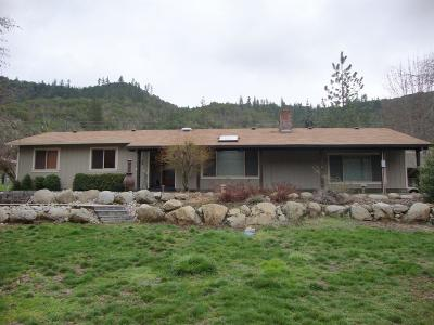 Rogue River Single Family Home For Sale: 1745 Wards Creek Road