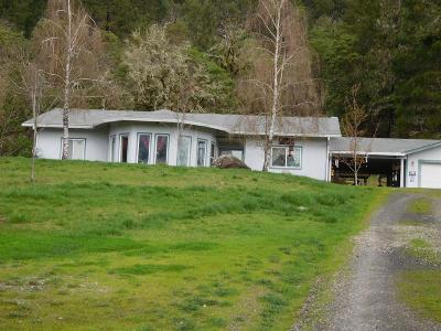 Jackson County, Josephine County Single Family Home For Sale: 3030 Caves Highway