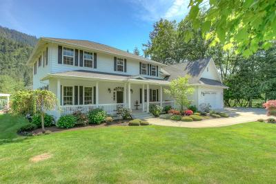 Jackson County, Josephine County Single Family Home For Sale: 173 Fielder Lane