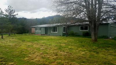 Gold Hill Single Family Home For Sale: 8485 Ramsey Road