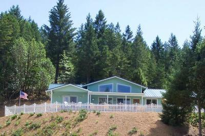 Jackson County, Josephine County Single Family Home For Sale: 35247 Redwood Highway