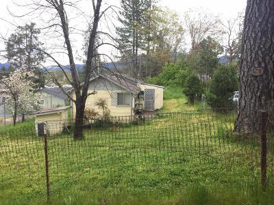 Merlin Single Family Home For Sale: 128 Cherry Street