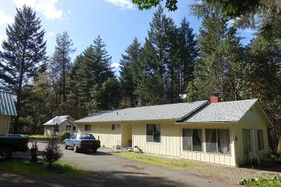 Jackson County, Josephine County Single Family Home For Sale: 436 Walters Drive