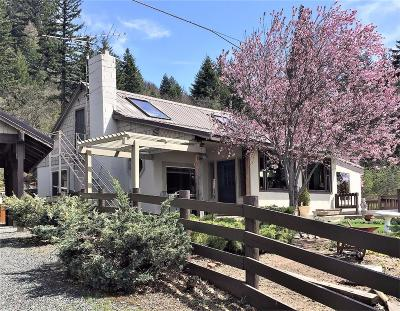 Ashland Single Family Home For Sale: 12289 Highway 99