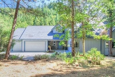 Single Family Home For Sale: 3891 Granite Hill Road