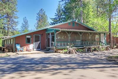 Jackson County, Josephine County Single Family Home For Sale: 6365 Rockydale Road
