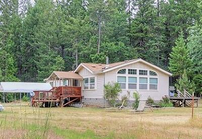 Jackson County, Josephine County Single Family Home For Sale: 747 Logan Cut Drive