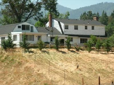 Single Family Home For Sale: 6378 Pioneer Road