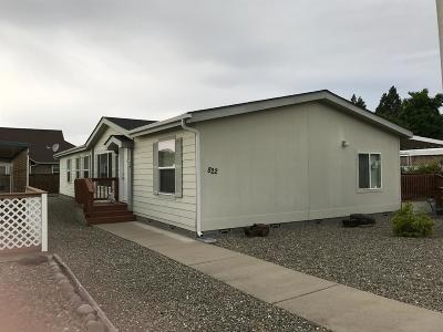 Grants Pass Mobile Home For Sale: 822 Roguelea Lane