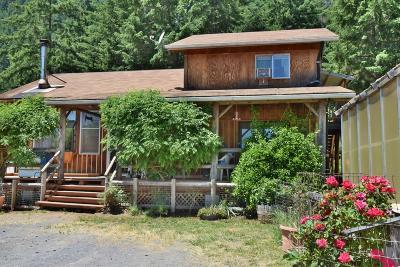Merlin Single Family Home For Sale: 4774 Hog Creek Road