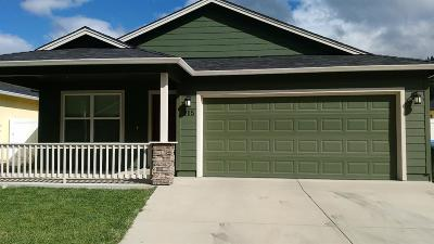 Jackson County, Josephine County Single Family Home For Sale: 115 Sienna Way