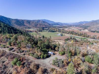 Applegate Residential Lots & Land For Sale: 542 Thompson Creek Road