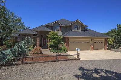 Medford Single Family Home For Sale: 6311 Hillcrest Road